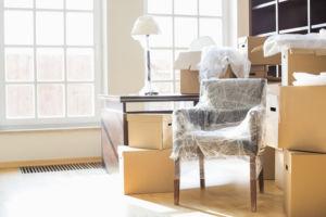 Stocker son mobilier en région lyonnaise.