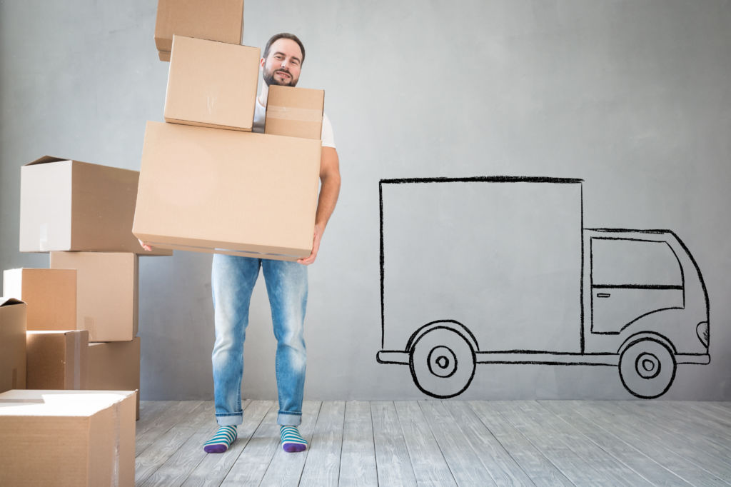 Stock en Box, garde meuble