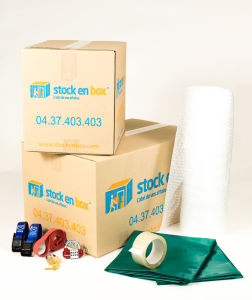 protection emballage stockenbox